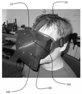 Vive Chaperone Patent FIG 2